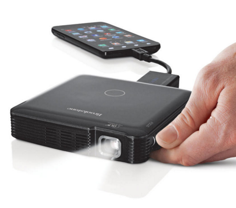 GroupTogether for a Mini projector
