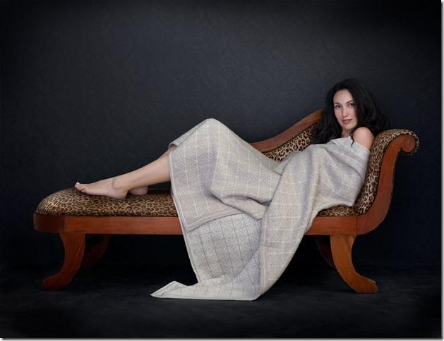 Olivia Graham Merino Wool Blankets $550