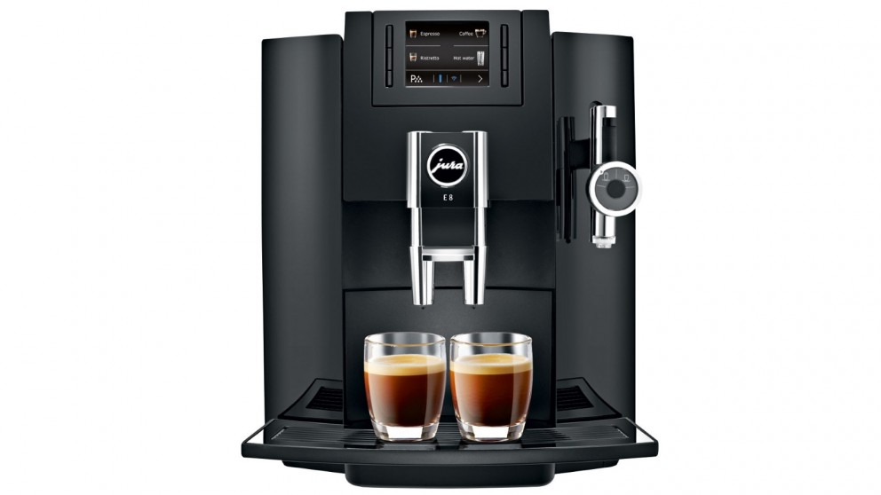 Coffee machine birthday gift idea