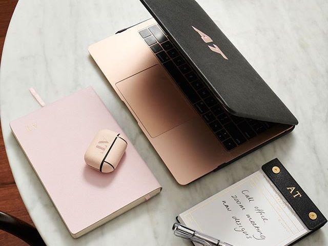 Monogrammed accessories