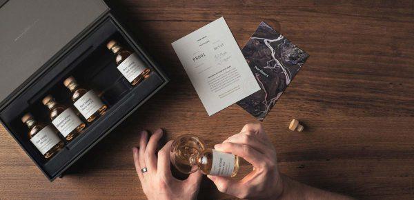 Gin or Whiskey Tasting