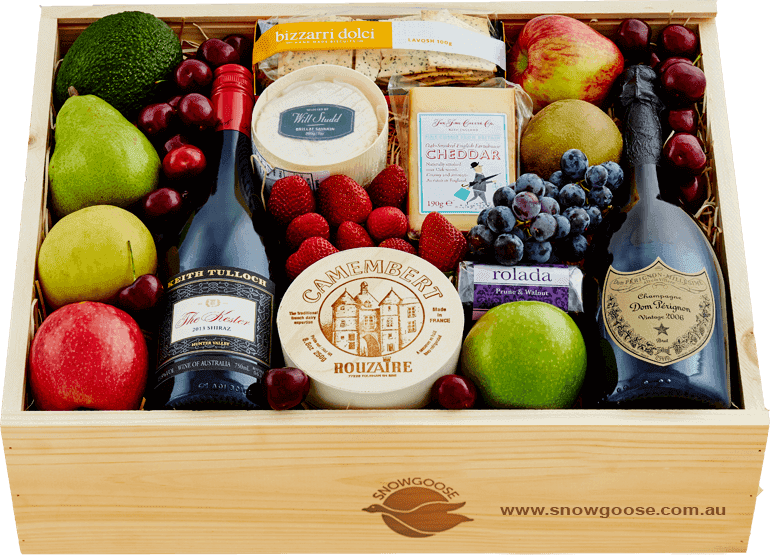 Gourmet crates - Snowgoose