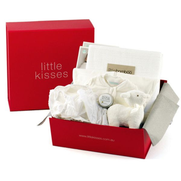 Little Kisses Baby gift