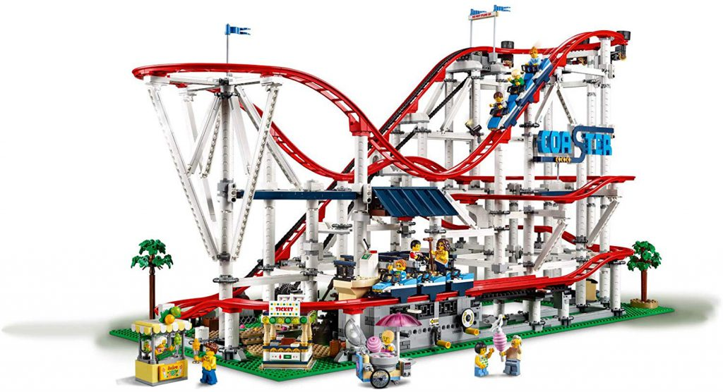 Grouptogether for a huge lego set as a group gift
