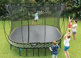 GroupTogether for a trampoline from the gang