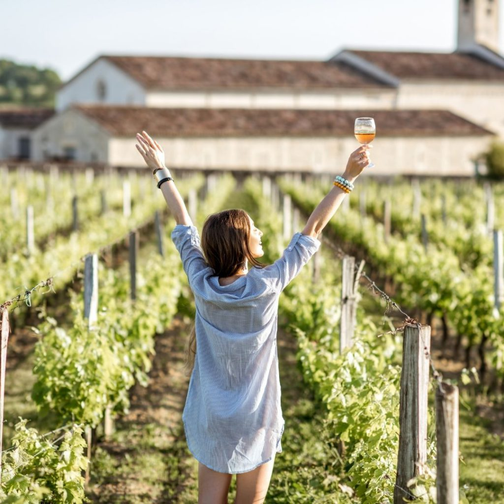 Galentine's Day Ideas: Winery Tour