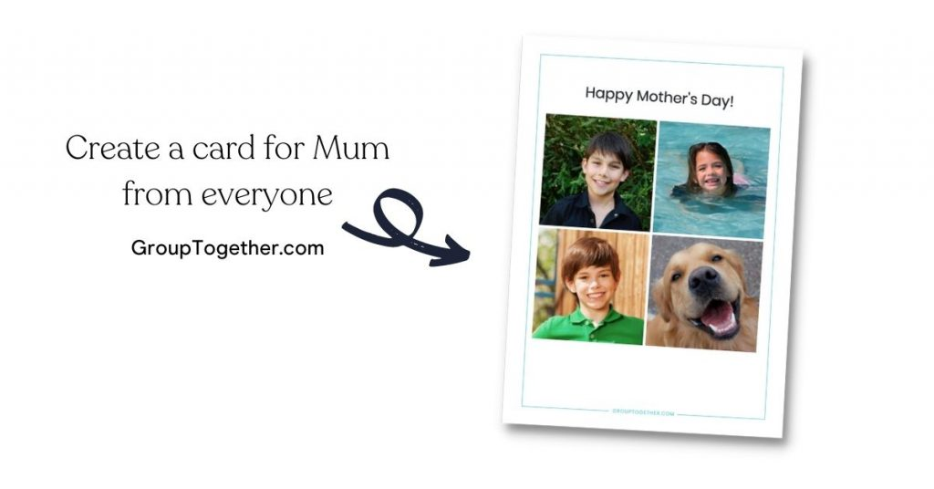 GroupTogether Mother's Day Card