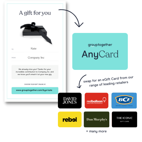 GroupTogether AnyCard